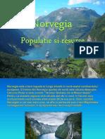 Norvegia - Resurse naturale