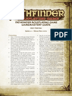 GameMastery Guide Paizo Errata