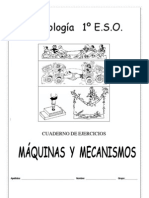 Ejercicios de Maquinas y Mecanismos