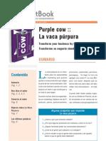La Vaca Purpura