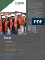 Reporte de Sustentabilidad Minera El Tesoro 2011