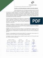 Acta de Acuerdos de La Red Juvenil Del SIRANP