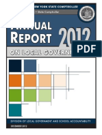 2012 Fiscal Report