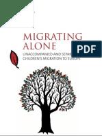 migrating alone