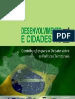 Livro Desenvol e Cidades No Brasil-1