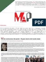 Revista di Anticipacion Politica Invierno 2011