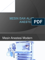 Mesin Dan Alat Anestesi