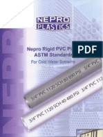 Nepro PVC Pipes