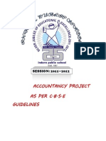 Accountancy Project
