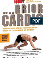 Warrior Cardio_ the Revolutionary Metabo - Rooney, Martin