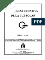 Fuerza Curativa de La Luz Solar (Jakob Lorber)