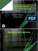 Analgesia de Las Alteraciones Nuerologicas de La Region