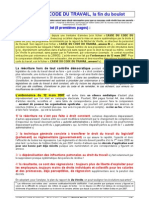 Casse Code Du Travail (France)