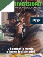 BIODIVERSIDAD SUSTENTO Y CULTURAS
