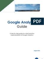 Google Analytics Guide DBD Media 2012