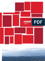 Marti Fer Group Brochure 2011