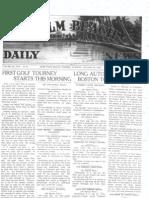 Palm Beach Daily News, Jan. 21, 1913