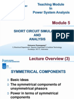 Unsymmetrical Short Circuit-presentation