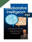 Collaborative Intelligence - Dr. Rob Duncan - 2013 - ISBN 978-0-9918198-0-5 (PDF Version)