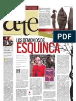 Los Demonios de Bernardo Esquinca
