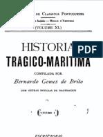 História trágico marítima, vols. 1-3