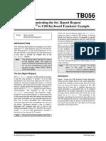 PS2® TO USB KEYBOARD TRANSLATOR HARDWARE DIAGRAM