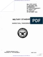 MIL-STD-453 Xray Inspection