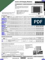 Optrex DMF 5005 N