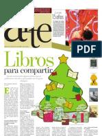 Libros para compartir del 2012