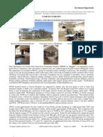 TX Hospital_Executive Summary Nov 2012