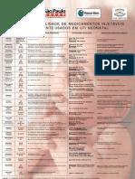 Guia de medicamentos injetaveis em UTI Nei