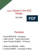 issue in Soc design