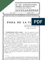 Poda de la Vid. (1938)