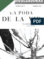 La Poda de la Vid. (1948)