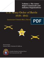 WWII Army Units History I
