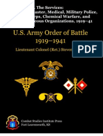 WWII Army Units History IV