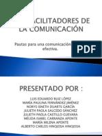 Facilitadores de la comunicacion