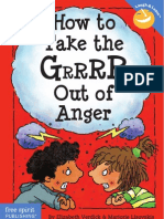 How to take the Grrrr out of Anger (Como quitar el Grrrr de la ira)