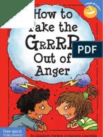 How to take the Grrrr out of Anger (Como quitar el Grrrr de la ira)