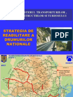 Strategia are Drumuri Nationale