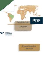 Pesquisa Fgv Perfil Turista Copa Africa Sul