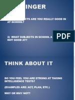 Ch. 13 Sec. 2 Intelligence Tests