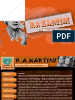 BIODATA RA KARTINI presentasi power point /ppt.