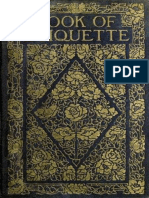 Book of Etiquette, Volume 2