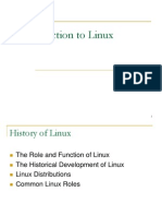 Chapter 1 Introduction to Linux