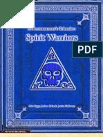 A Necromancer's Grimoire - Spirit Warriors