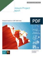 CDP Transport Report