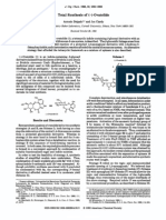 Total Synthesis of (-)-Ovatolide