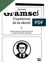 Cuadernos de la cárcel (Gramsci) Vol.4