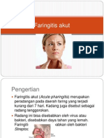 ppt faringitis